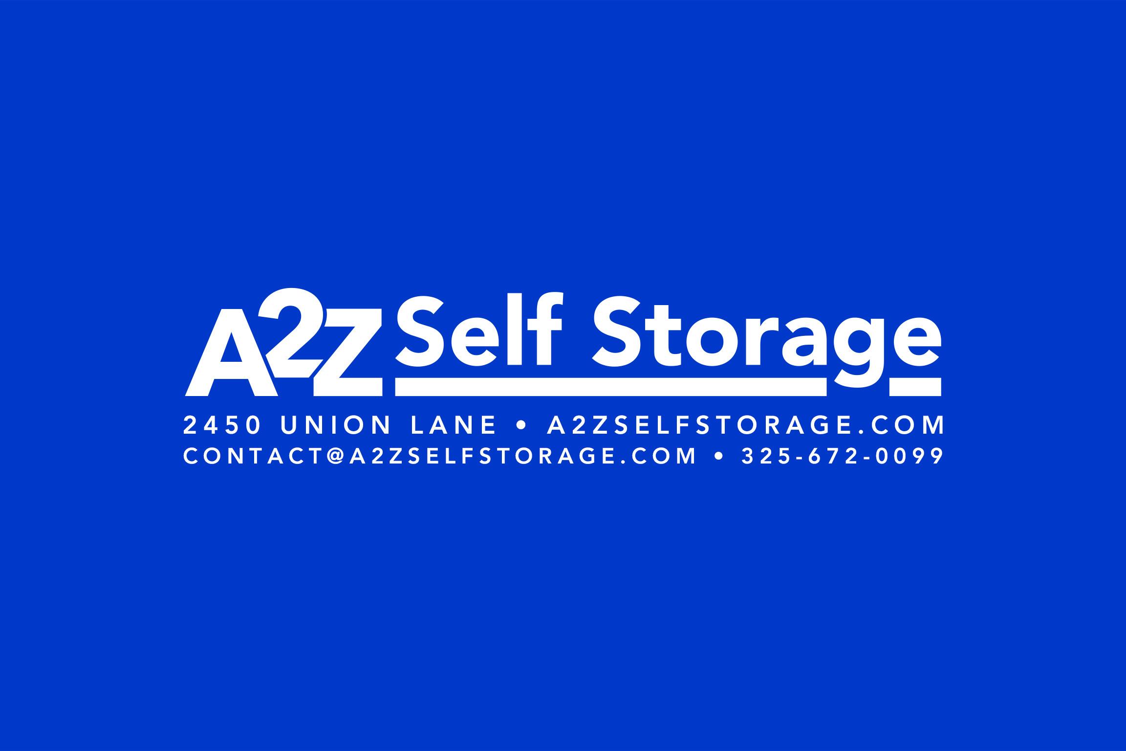 A2Z Self Storage
